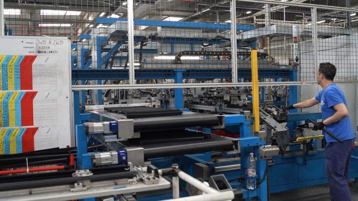 Czy jest automatyka i nowoczesny przemysł?